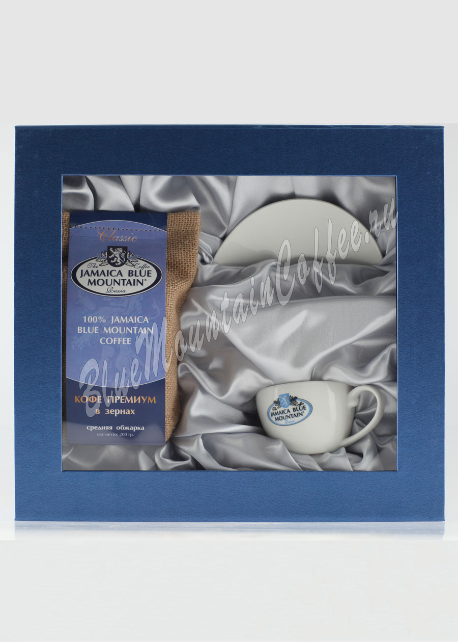Подарочный набор «Ямайка Блю Маунтин»