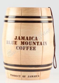 Кофе Jamaica Blue Mountain (Ямайка Блю Маунтин) бочонок 200 гр